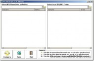 MP3 Player Sync to PC Software screenshot